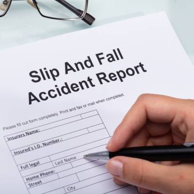 SLIP-AND-FALL ACCIDENTS (WHAT SHOULD YOU KNOW?)